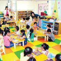 مشروع عمل حضانة اطفال