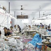 مصنع بي كي للملابس الطبية