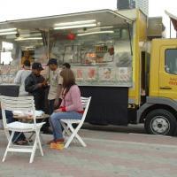 مشروع مطعم كريب ساندوتشات مكرونات تيك اواي