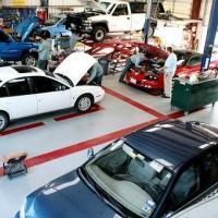 مركز صيانة السيارات