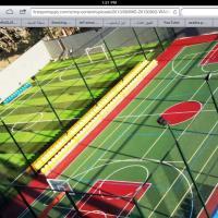 أنشاء ملاعب كرة قدم بأستخدام الع Project Picture