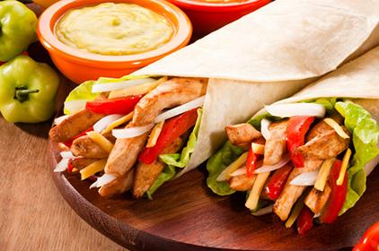 مطعم صحي للوجبات السريعة Cover Image