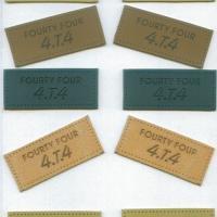 تصنيع البادجات الجلد الخاصة بالب Project Picture
