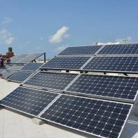 مشروع استيراد الواح الطاقة الشمس Project Picture
