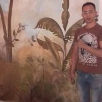 مشروع رسم على الحوائط والاسقف وا Project Picture