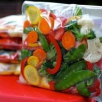 تعبئة وتغليف الخضروات Project Picture