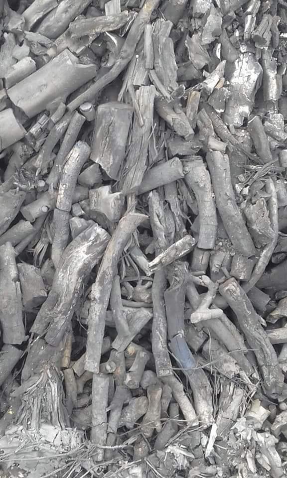 مصنع انتاج فحم وتصديره Cover Image