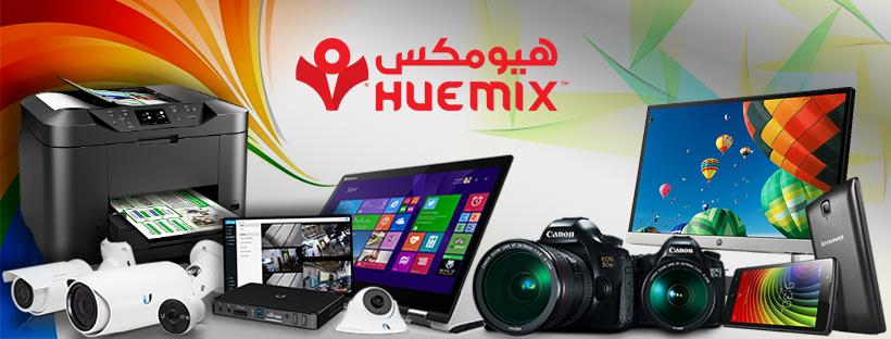 HUEMIX Cover Image