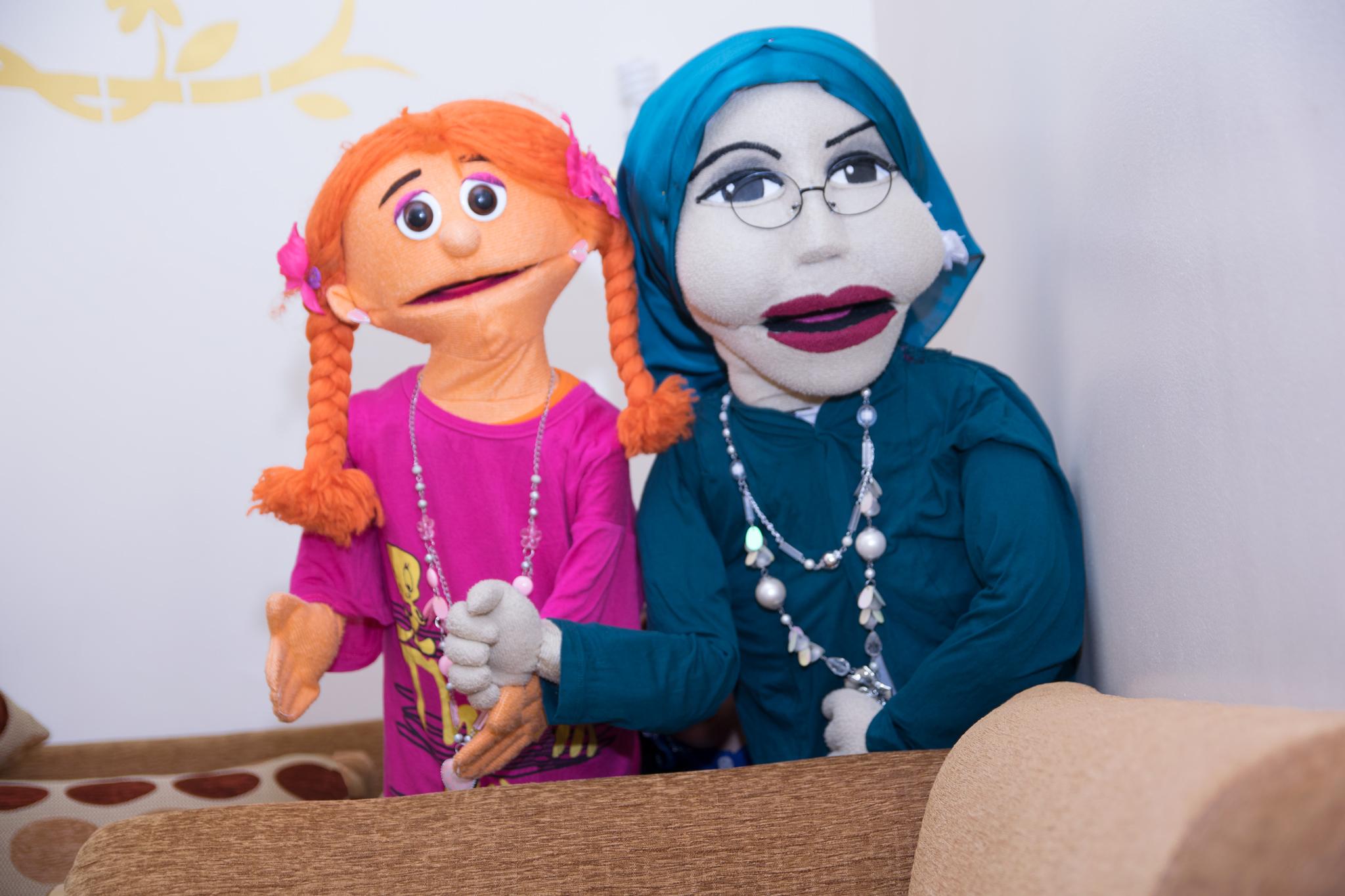 حكاوي الخالة وداد  Project Picture
