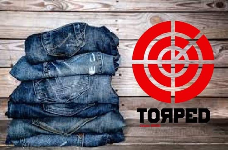Torpedo jeans wear  Cover Image