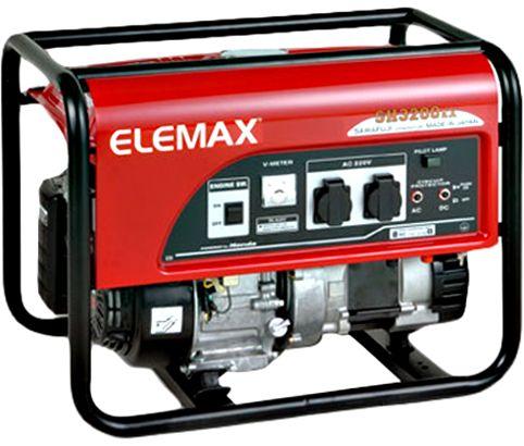 افضل GENERATOR مولد كهرباء و طاقه يابانى اصلى elemax SH4600 Project Picture