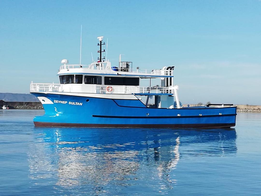 شراء سفينة لصيد السمك frozen trawler Project Picture