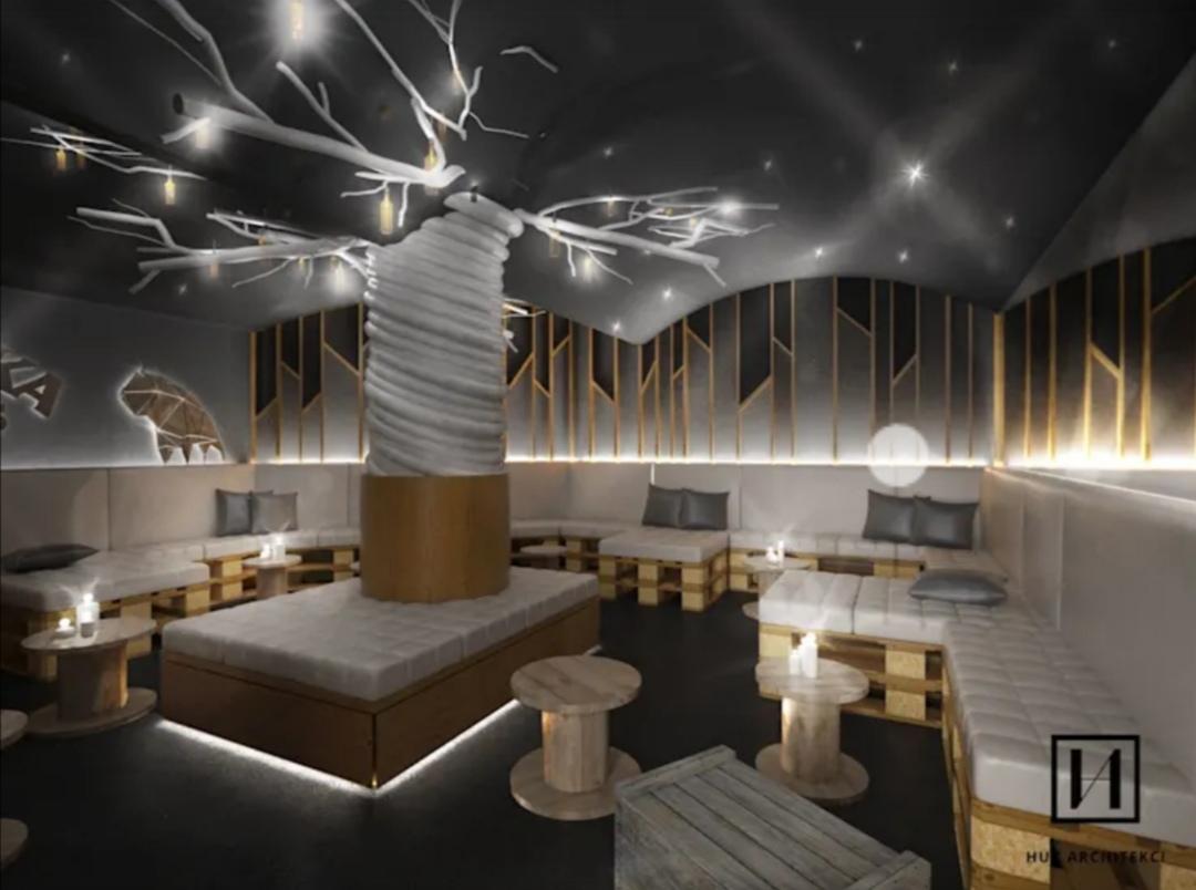 مطعم فاخر في بولندا Project Picture