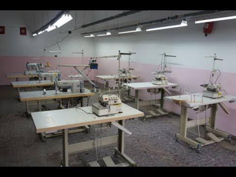 مصنع ملابس في تركيا Cover Image