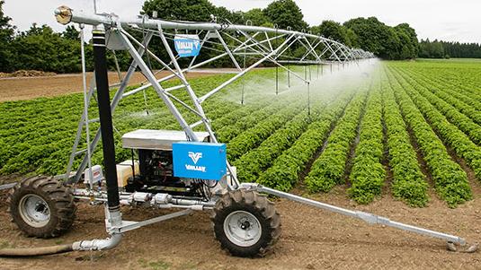 صناعات ميكاترونكس و اجهزة الرى المحورى  والات زراعية Project Picture