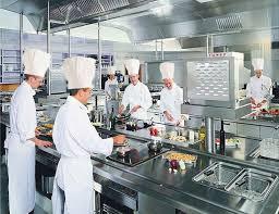 مطبخ مركزي ومطعم للوجبات الصحية Project Picture