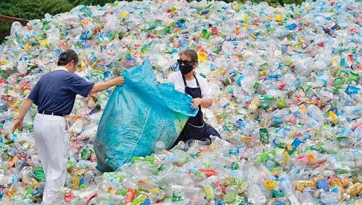 اعادة تدوير البلاستيك Project Picture