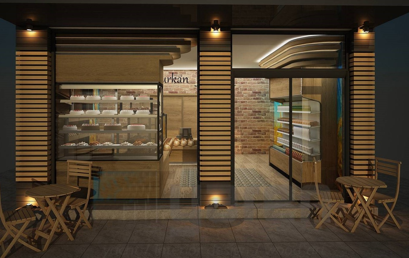 bakery  مخبز وحلواني  Project Picture