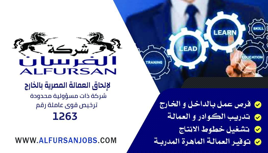 شركة الحاق عمالة مصرية Cover Image