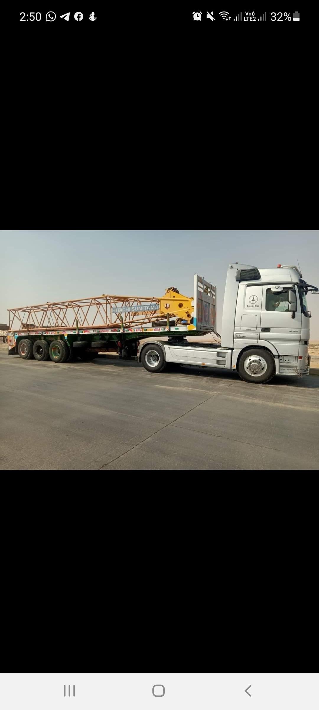 نقل ثقيل بضائع Project Picture